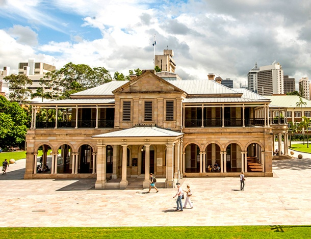 Old Government House Brisbane