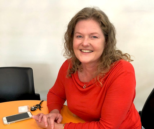 Common Ground CEO Sonya Keep
