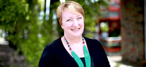 Hummingbird House general manager Fiona Hawthorne