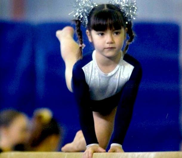 Georgia Godwin five years old