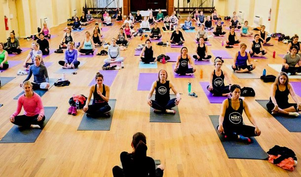 Yoga4Dignity with Janine Allis