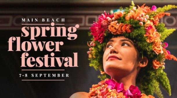Main Beach Spring Flower Festival