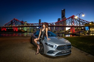 13th Annual Brisbane Mercedes Benz Fashion Festival
