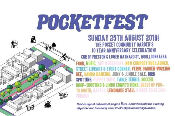 Pocket Fest flyer