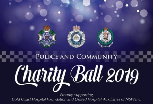 Police and Community Charity Ball 2019