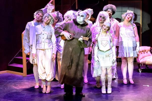 Addams Family Gold Coast Little Theatre