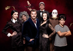 The Addams Family on the Gold Coast