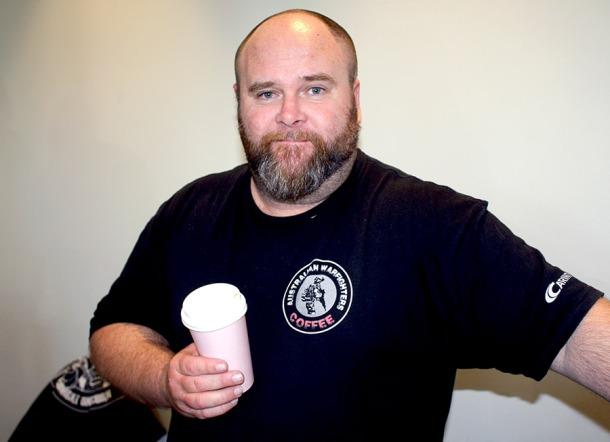 Australian Warfighter Coffee