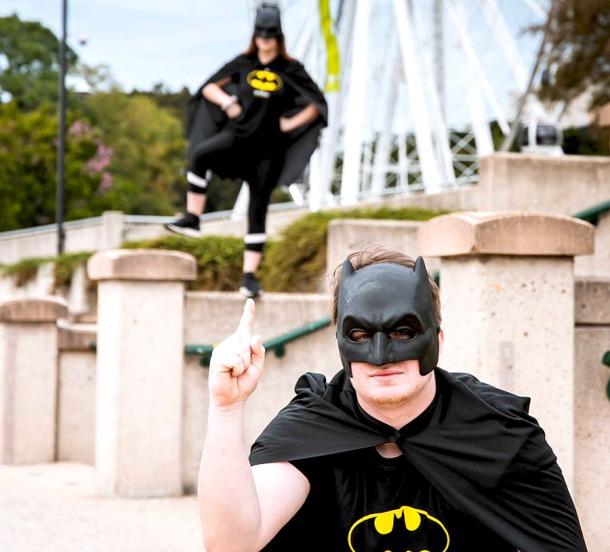 DC Batman Run Series Australia