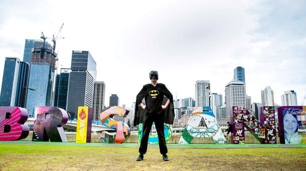 The DC Batman Run Series Australia