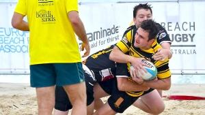 Beach Rugby Australia