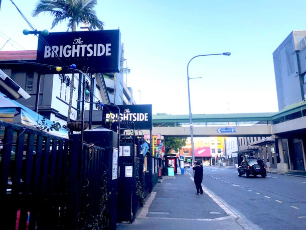 The Brightside Fortitude Valley