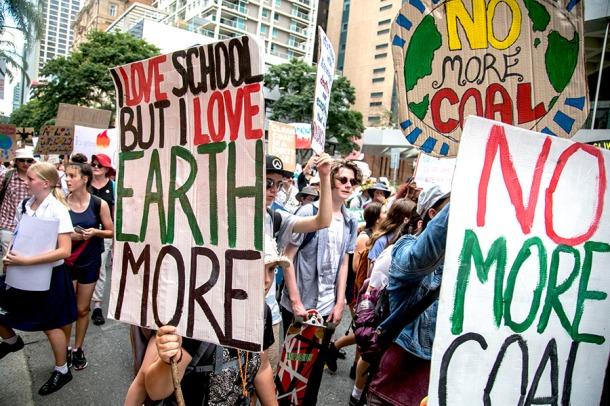 School Strike 4 Climate Brisbane