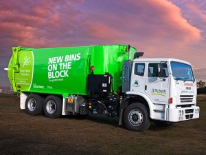 Gold Coast green waste bins service