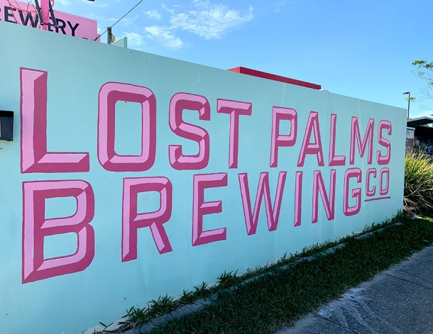Lost Palms Brewing Co