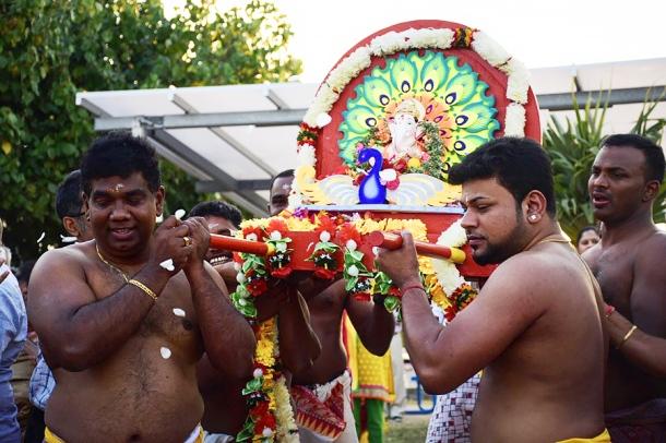 Ganesh Chaturthi celebration Gold Coast