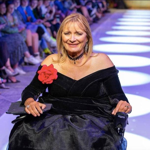 Carol Taylor at MBFF
