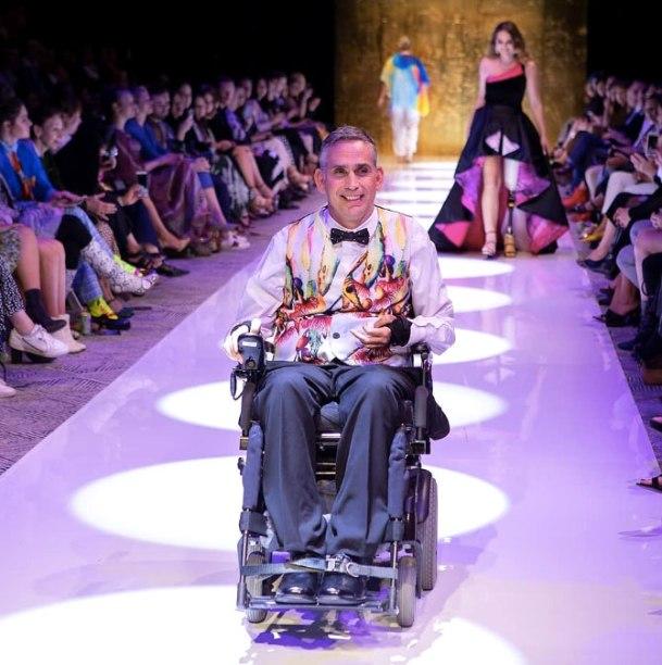 MeQ's adaptive fashions at MBFF