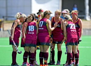 Queensland hockey masters
