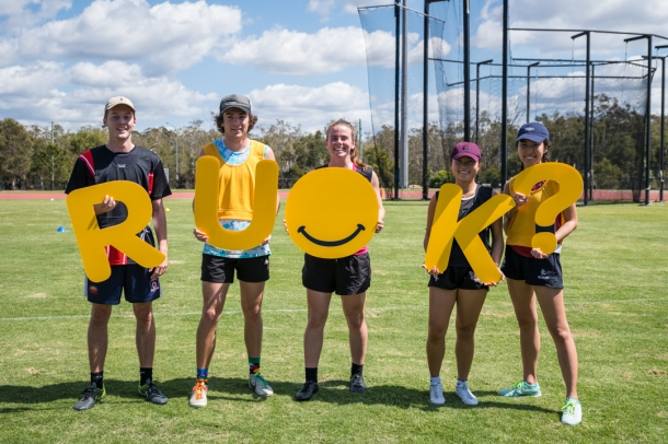 Griffith University RUOK? Day Keep in Touch