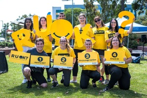 Griffith University RUOK? Day