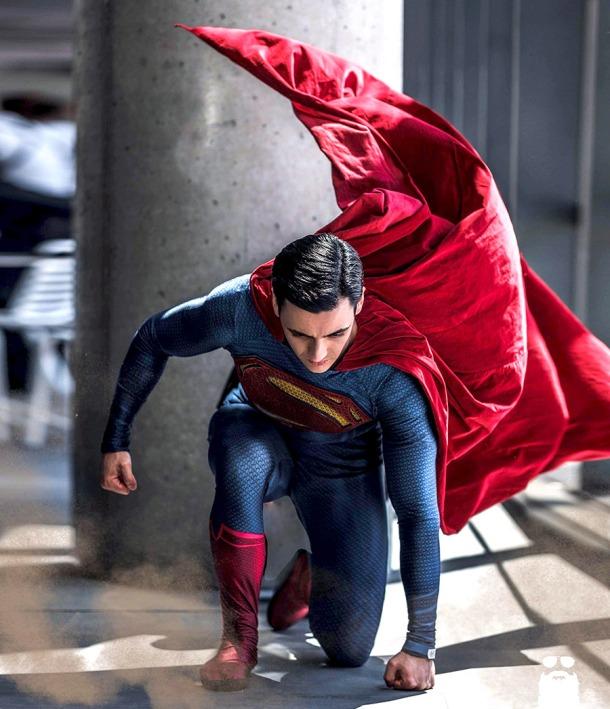 Sam Gironda Superman