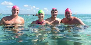 Swim the Gold Coast event