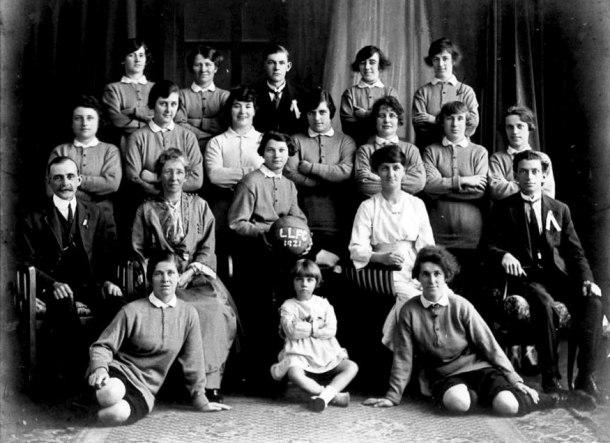 Latrobe Ladies Football Club 1921
