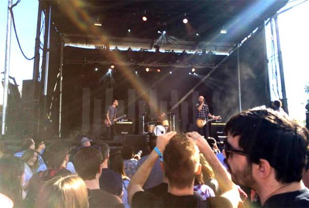 California rock band Knapsack