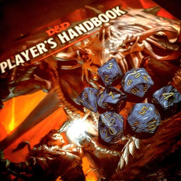 D and D handbook