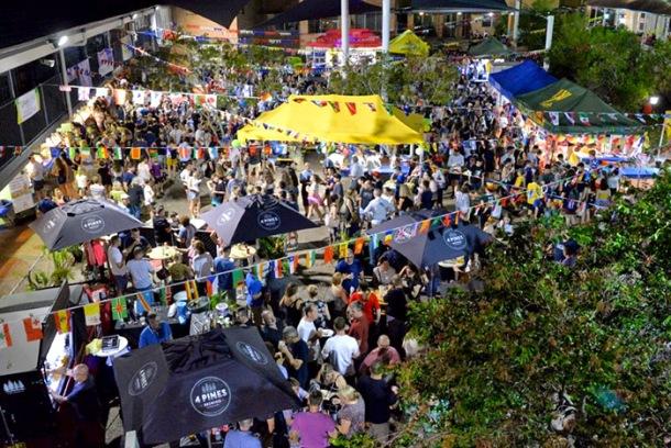 Villanova College carnival