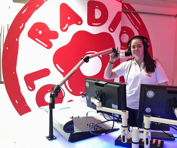 Tani Bloudell Radio Lollipop