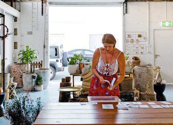 Artable founder Gillian Grobe