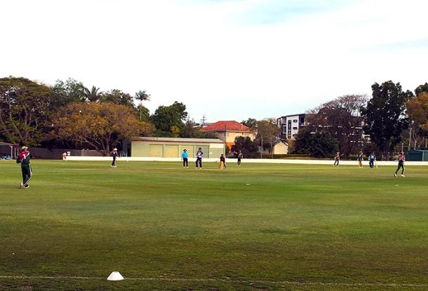Brisbane First Grade Cricket round one