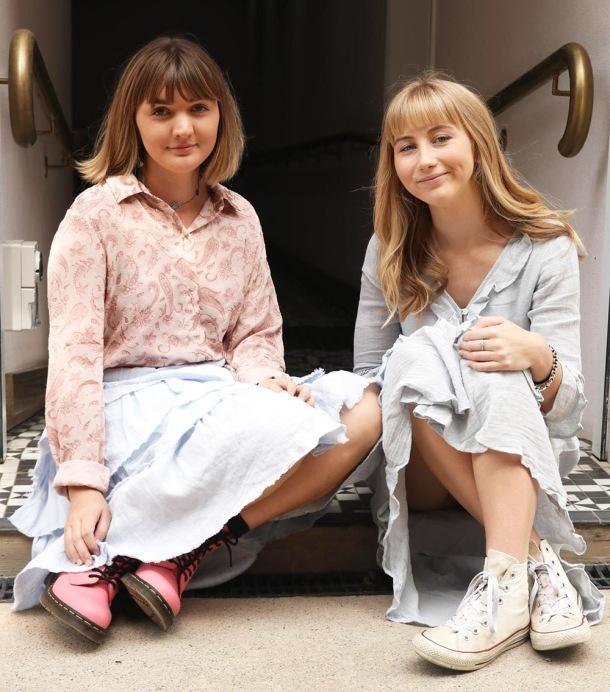 Studio ED duo Drew Magnum and Elke Gill