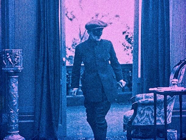 Filibus 1915 production still