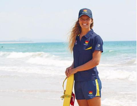 2020 Surf Girl award winner Sonita Leng-Cole