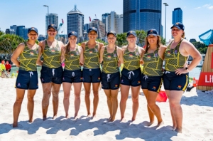 The 2020 finalists from the Surf Girl program