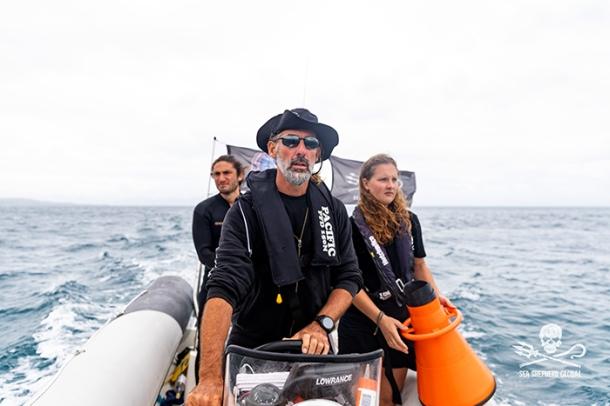 Sea Shepherd's Operation Apex Harmony