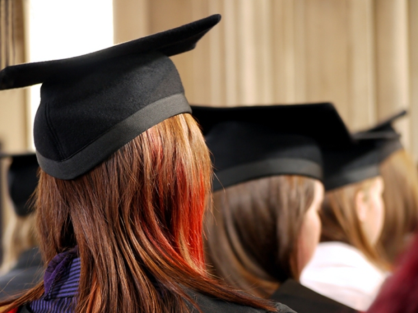Graduates Photo Courtesy Brett Jordan/Unsplash