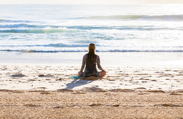 Mindfulness and meditation Simon Rae Unsplash