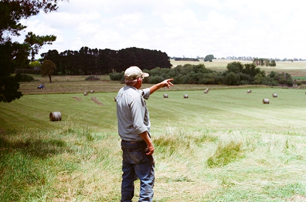 NSW farming photo Bec Ritchie Unsplash