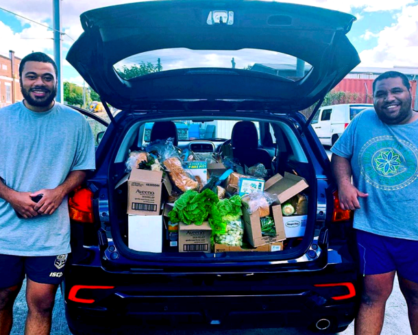 PICQ Youth hamper delivery