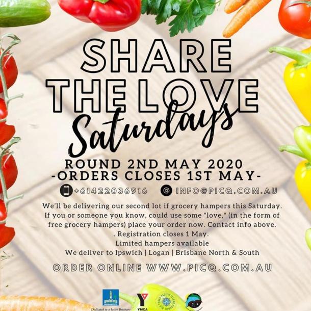 Share the Love Saturdays