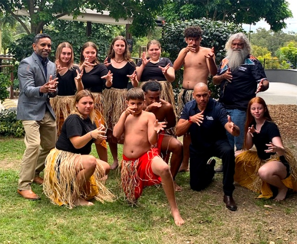 The Wajin Dance Crew