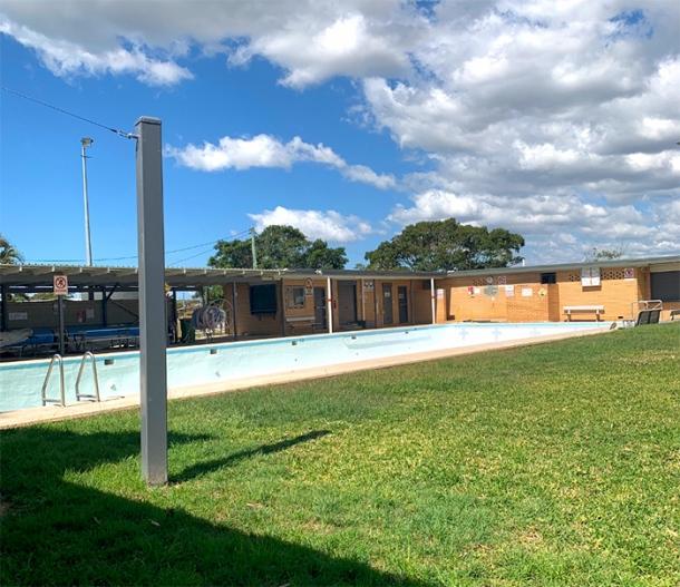 Woongoolba Aquatic Centre's swimming pool